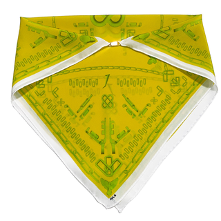 ultra prezioso bandana, yellow